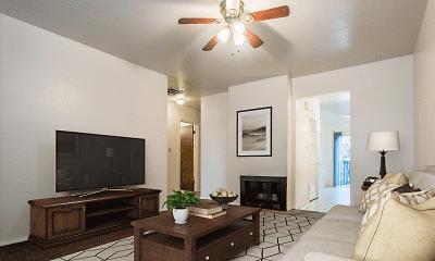 Living Room, Ascent at Cottonwood Creek, 0