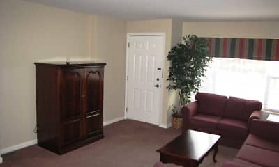Living Room, Brookside Village, 1