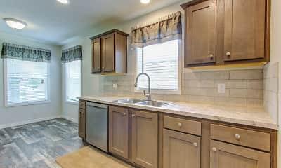Kitchen, Orion Lakes, 1