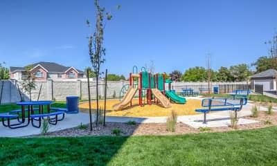 Playground, Boulevard Apartments, 0