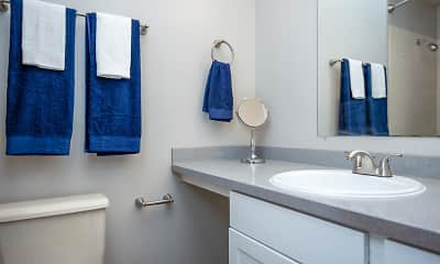 Bathroom, Coho Run, 1