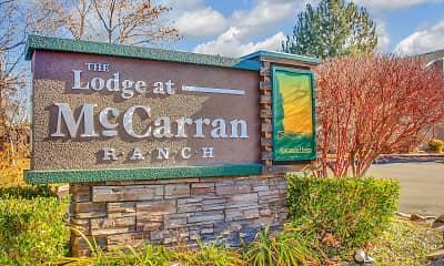 Community Signage, The Lodge At McCarran Ranch, 0