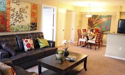Living Room, Mer Soleil, 0
