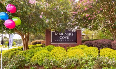 Community Signage, Mariner's Cove Apartment Homes, 2