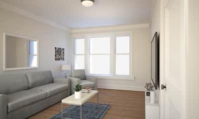 Living Room, The Netherlands, 2