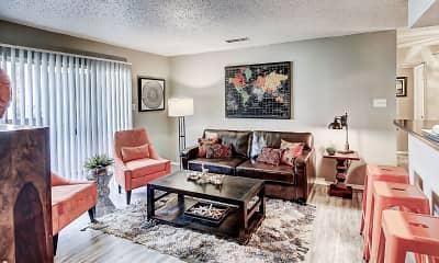 Living Room, Hilltop, 1