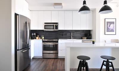 Kitchen, Avalon Apartments, 1