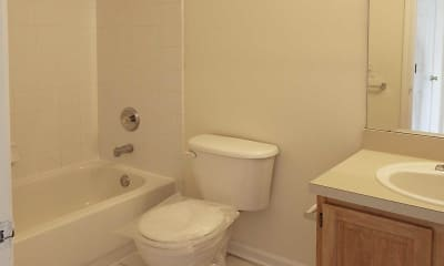 Bathroom, Kinnelon Ridge, 2
