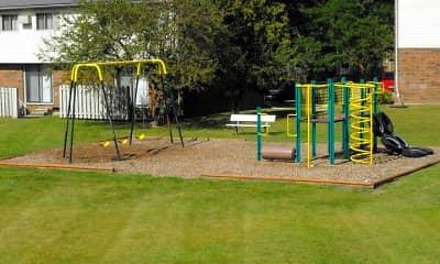 Playground, Autumn Woods, 2