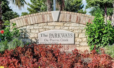 Community Signage, The Parkways On Prairie Creek, 2