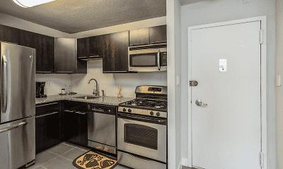 Kitchen, Arrive Silver Springs, 1