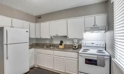 Kitchen, Luna Blanca, 1