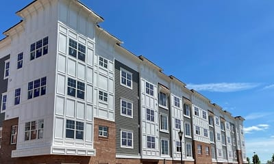 Building, The Residences at Raritan Town Square, 0