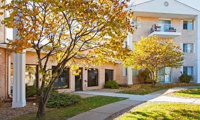 Building, Carrington Court Apartments, 1