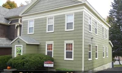 Building, Cortland Apts - Student Housing, 1