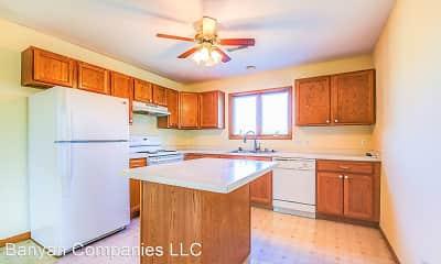 Kitchen, Cottage Grove Apartments, 0