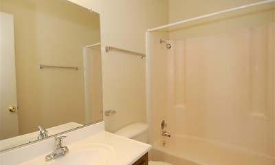 Bathroom, Conrad Villas, 2