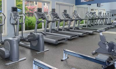 Fitness Weight Room, The Villages At Decoverly, 2