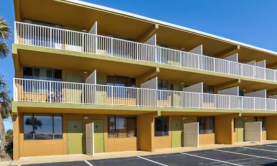Building, Somerset Beachside Apartments, 1