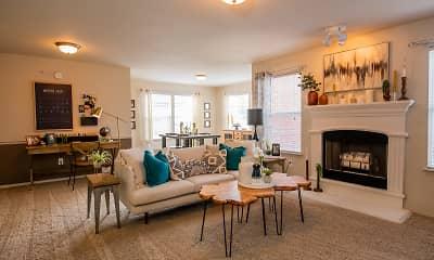 Living Room, Colonies At Hillside, 2