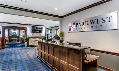Leasing Office, Park West Apartments, 0