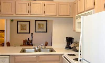 Kitchen, DR Property One, 1
