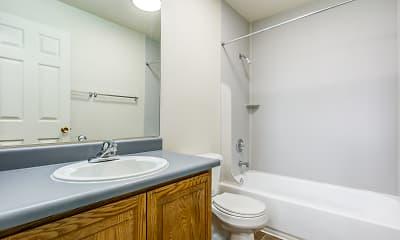 Bathroom, Constellation Park Military Housing (NAS Lemoore), 2