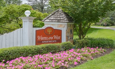 Community Signage, Whiteland West, 0