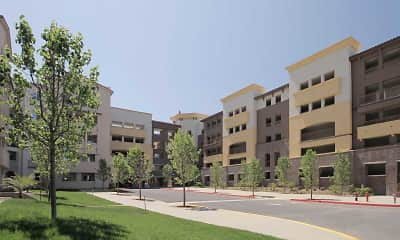 Building, The Grand at Merrimack Student Living, 0