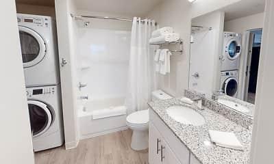 Bathroom, WaterWalk Charlotte, 2