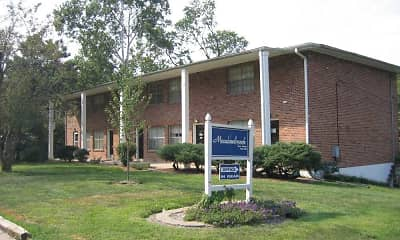 Leasing Office, Meadowbrook Townhomes, 1
