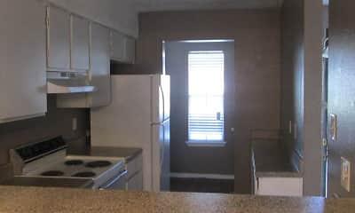 Kitchen, Hemingway House Apts, 2