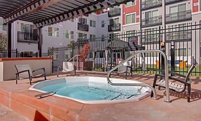 Pool, Ritz Classic, 2