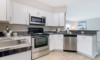 Kitchen, ONYX LUXURY APARTMENTS, 0