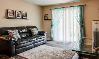 Living Room, Lee's Crossing, 1