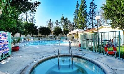 Pool, Jasmine Villas, 1