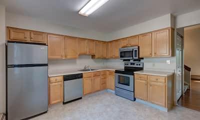 Kitchen, Mariner's Hill, 1