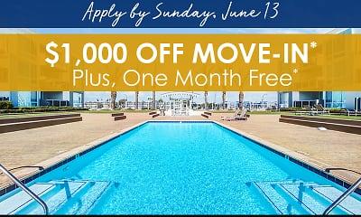Pool, Marina Harbor Apartments, 0
