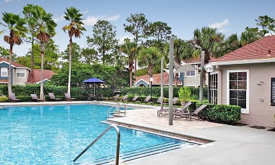 Pool, Country Club Lakes, 2