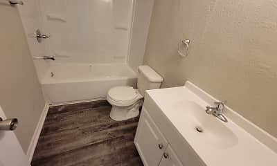 Bathroom, The Retreat at Goose Island, 2