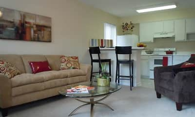 Living Room, Dupont Circle, 0