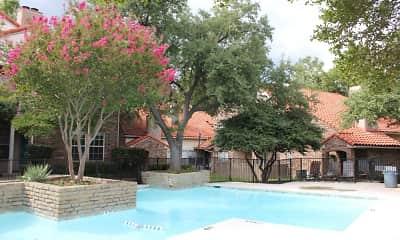 Pool, Sevilla Condominiums, 0