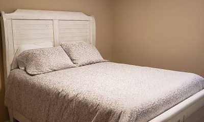 Bedroom, Maverick Trails Apartments, 2