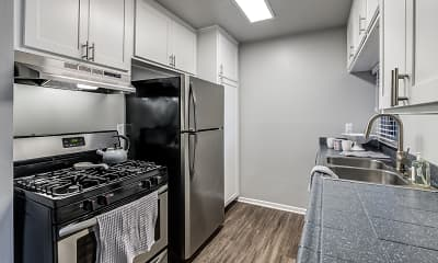 Kitchen, Kendallwood Apartments, 0