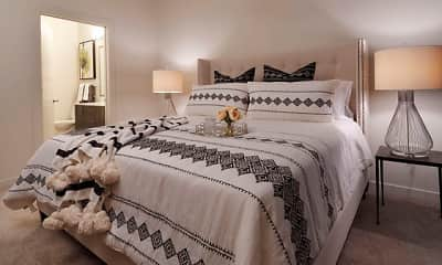 Bedroom, The Edge on 4, 2