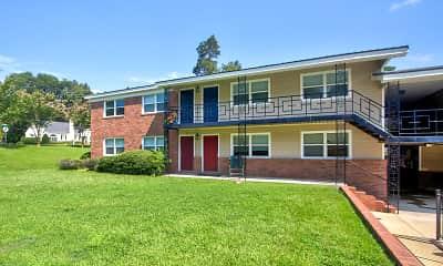 Building, Oakridge Place Apartments, 0