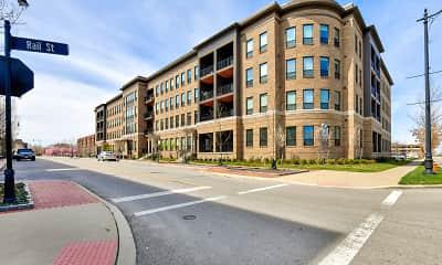Building, Apartments at the Yard: Kipton, 0