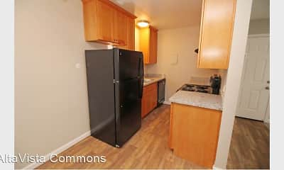Kitchen, AltaVista Commons, 1