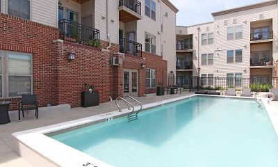 Pool, East Side Flats, 0