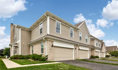 Building, Princeton West Townhomes, 0